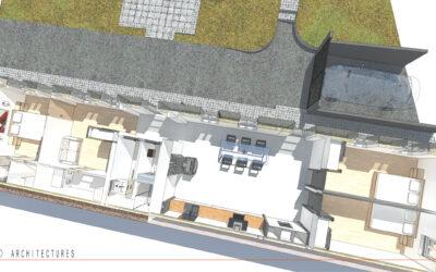 Réhabilitation d'une habitation individuelle à MONTIGNY-EN-CAMBRESIS