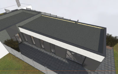 Extension et transformation d'une grange en habitation individuelle à ESCAUDOEUVRES