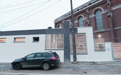 Construction d'une salle paroissiale à GOUZEAUCOURT