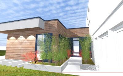 Extension et rénovation d'une habitation individuelle à CAMBRAI