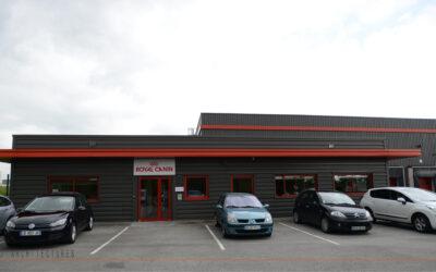 Réaménagement de bureaux à RAILLENCOURT-SAINTE-OLLE