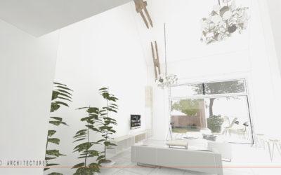 Transformation d'une grange en habitation individuelle et rénovation d'une longère à HAYNECOURT